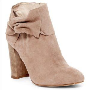 Louise et cie suede boots, size 8.